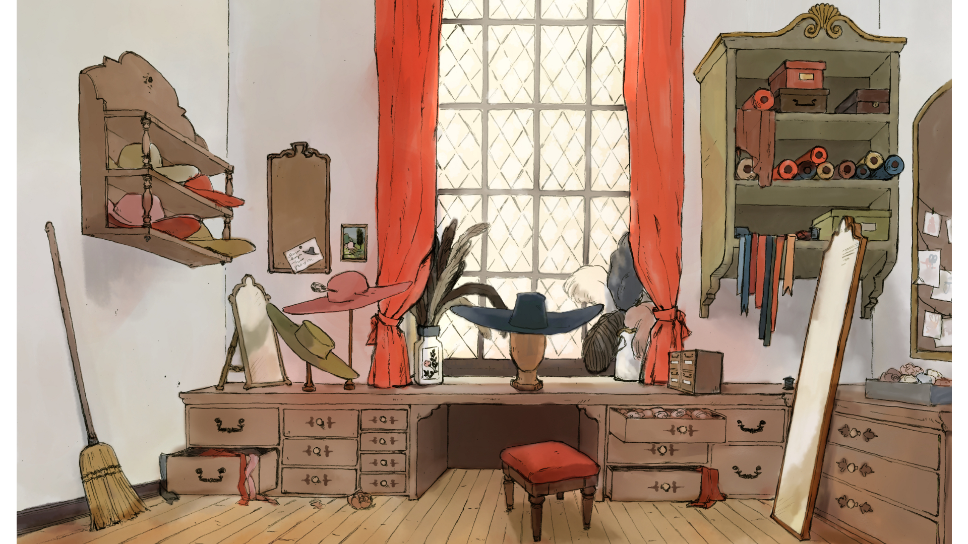 illustration BD Canada Nouveau-Brunswick non-profit jeunesse comics environment design BG
