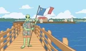 illustration BD Canada Nouveau-Brunswick non-profit jeunesse comics