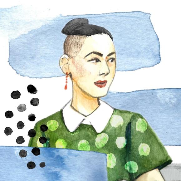 Dots - Portrait - 2020